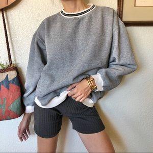Vintage Baggy Boyfriend Pullover